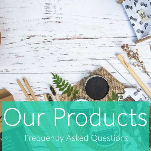 faq on our products