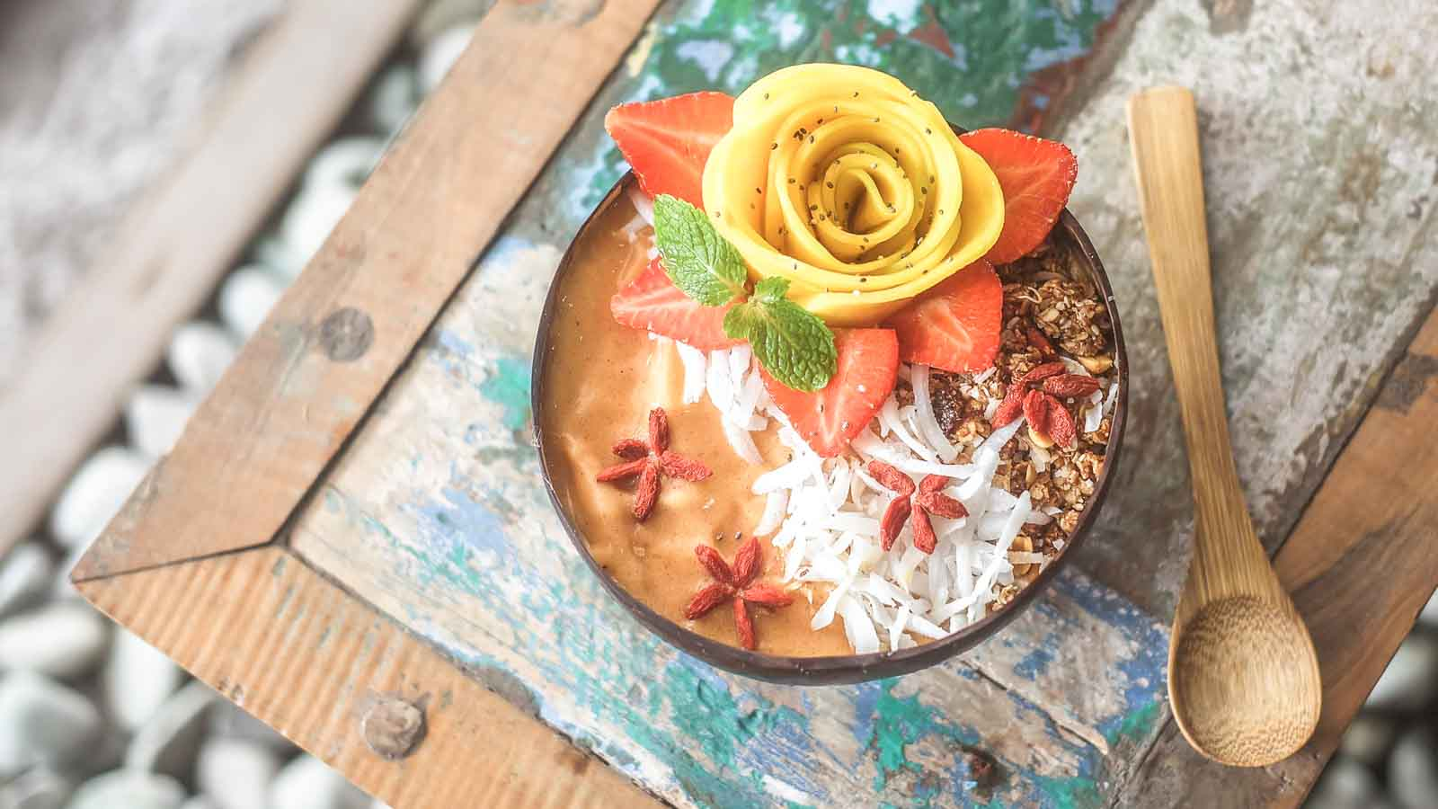 Coconut Bowls by Bali Boo
